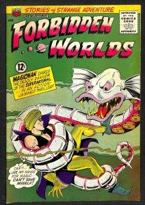 Forbidden Worlds #131 (1965)