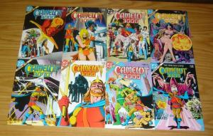 Camelot 3000 #1-12 VF/NM complete series BRIAN BOLLAND mike barr