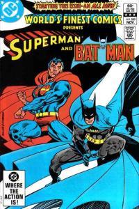 World's Finest Comics #285, VF+ (Stock photo)