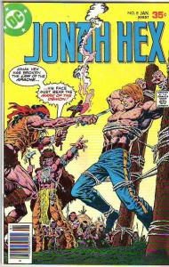 Jonah Hex #8 (Jan-78) NM- High-Grade Jonah Hex