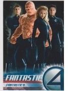 2005 Upper Deck Fantastic Four Movie FANTASTIC FOUR #1