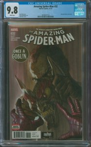 Amazing Spider-Man #30 CGC Graded 9.8 Superior Octopus appearance
