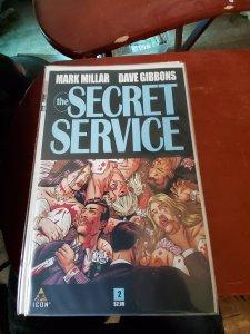 The Secret Service #2 (2012)