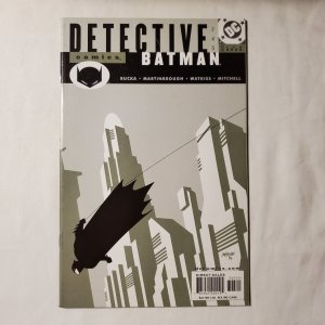 Detective Comics 745 Very Fine/Near Mint  Cover by Dave Johnson