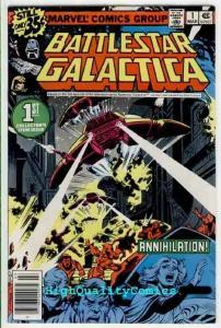 BATTLESTAR GALACTICA 1 2 3, Apollo, Zac, Cyclons, TV , 1979, Annihilation Exodus
