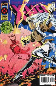 Uncanny X-Men, The #320 Deluxe VF/NM; Marvel | save on shipping - details inside