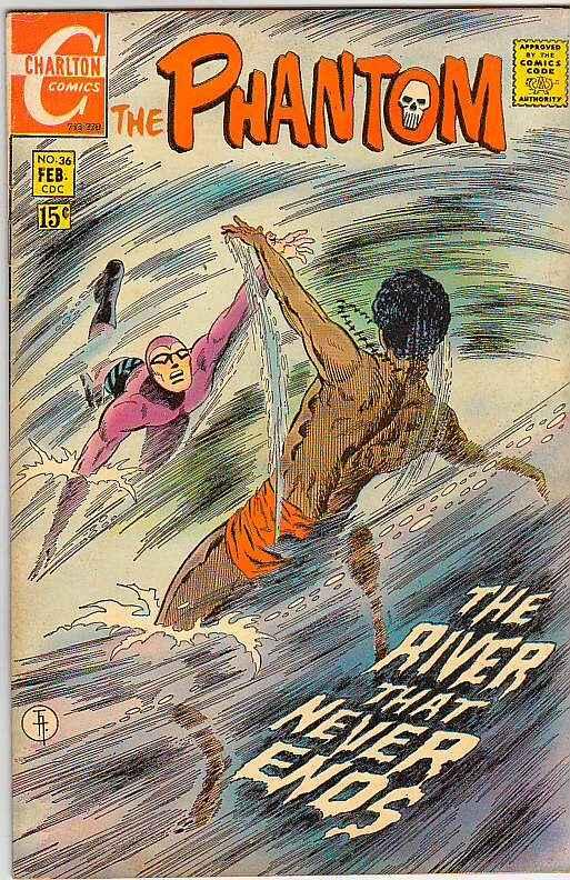Phantom, The #36 (Feb-70) VF+ High-Grade The Phantom