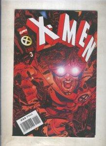 X Men volumen 2 numero 03