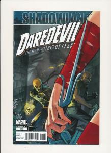 Marvel DAREDEVIL#510 2nd print Variant Checchetto LUKE CAGE & ELEKTRA F (PF791)