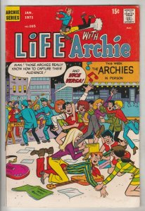 Life with Archie #105 (Jan-71) VF High-Grade Archie, Jughead, Betty, Veronica...