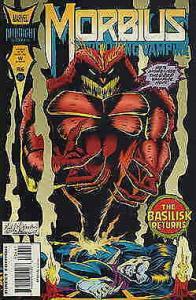 Morbius: The Living Vampire #24 FN; Marvel | save on shipping - details inside