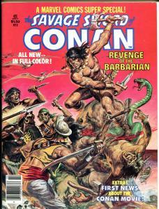 MARVEL COMICS SUPER SPECIAL #2, VF/NM, Conan, 1977, Alcala, Earl Norem