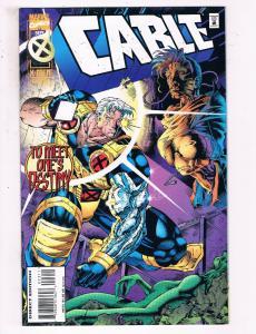 Cable #23 VF Marvel Comics Comic Book X-Men Sept 1995 DE22
