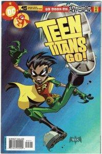 Teen Titans Go! #15 (2004 v1) 1st Kwiz Kid NM