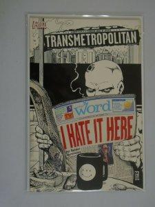 Transmetropolitan I Hate It Here #1 6.0 FN (2000 Vertigo)