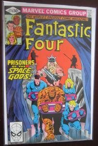 Fantastic Four (1980 1st Series) #224, 8.0/VF DIR