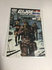G.I. Joe Special Missions 12 Nm Near Mint IDW