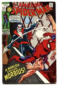 Amazing Spider-Man #101-comic book-1st Vampire Morbius Key Bronze Age comic