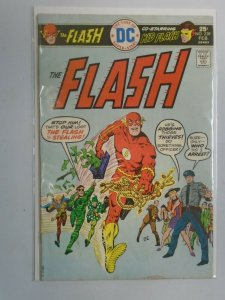 The Flash #239 4.0 VG water damaged (1976 1st Series)