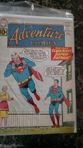 Adventure Comics #289 (Oct 1961, DC) VG/FN