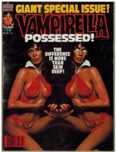 VAMPIRELLA 76 VG Mar. 1979