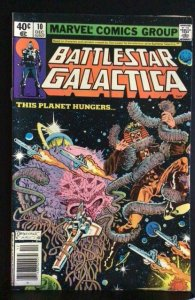 Battlestar Galactica #10 (1979)