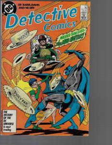 Detective Comics #573 (DC, 1987) VF-