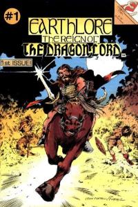 Reign of the Dragonlord #1, VF (Stock photo)