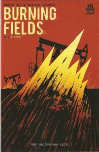 Burning Fields #1 (2nd) VF/NM; Boom! | save on shipping - details inside