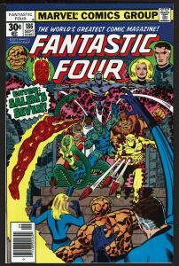 Fantastic Four #186 (Sep 1977, Marvel) 9.2 NM-