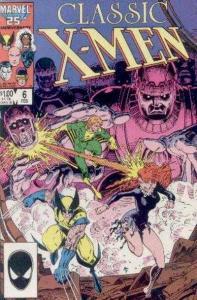 Classic X-Men #6, VF+ (Stock photo)