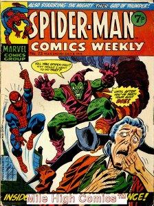 SPIDER-MAN WEEKLY  (#229-230) (UK MAG) (1973 Series) #73 Very Fine