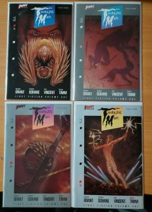 Twilight Man 1-4 Complete Set Run! ~ NEAR MINT NM ~ 1989 First Comics Sandman