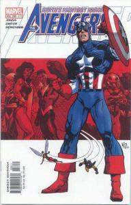 Avengers (1998 series) #58, VF+ (Stock photo)