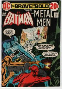 Brave and the Bold #103 & 107 Batman and The Metal Men and Black Canary 8.5