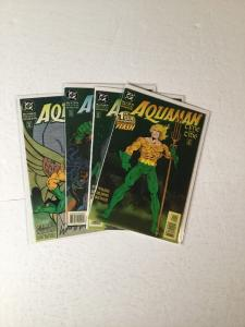 Aquaman Time And Tide 1-4 Complete Series Nm Near Mint Ik