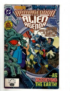 Armageddon: The Alien Agenda #1 (1991) YY7