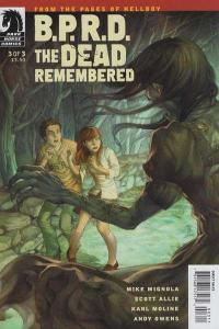 B.P.R.D.: The Dead Remembered #3, NM (Stock photo)