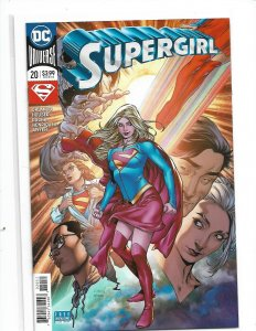 Supergirl #20A, NM 9.4, 1st Print, 2018   S01