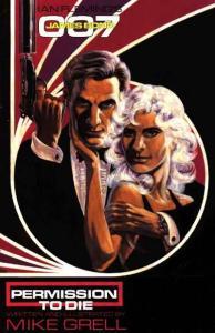 James Bond: Permission to Die #1, VF+ (Stock photo)