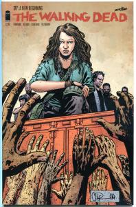 WALKING DEAD #127, NM, Zombies, Horror, Robert Kirkman, 2003, more TWD in store