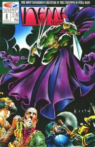 Nemesis the Warlock (1989 series) #8, NM- (Stock photo)