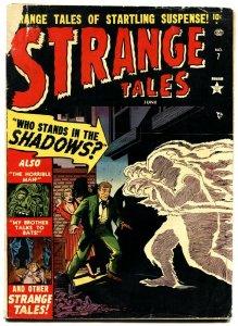 Strange Tales #7-1952-atlas-pre-code horror-golden age comic book