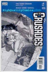 CRUSADES #14, NM+, Knight, Vertigo, Seagle, Jones, 2001, Second Crusade