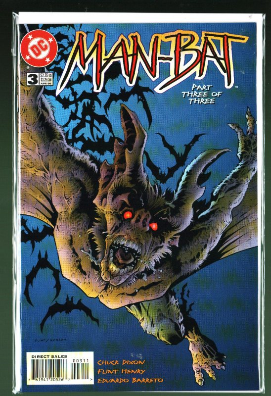 Man-Bat #3 (1996)