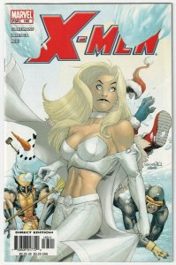 X-Men #165 Emma Frost Wolverine Cyclops February 2005 Marvel Comics