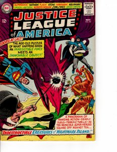 BUY NOW Silver Age JUSTICE LEAGUE of AMERICA #40 INVESTMENT PRICED
