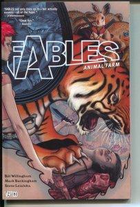 Fables-Vol 2-Bill Willingham-Mark Buckingham-TPB- trade