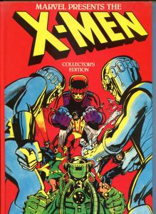 MARVEL PRESENTS X-MEN hc, VF, UK, hardcover book, Uncanny, Collector's Edition
