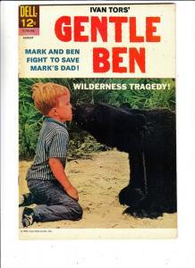 Gentle Ben #3 (Aug-68) VF+ High-Grade Gentle Ben, Mark